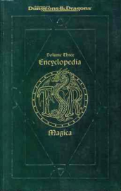 Encyclopedia Magica Volume 3