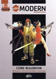 Modern: Core Rulebook