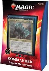 Ikoria: Lair of Behemoths Commander Deck  Arcane mealstrom