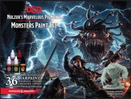 monster paint set