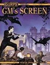 GM's screen