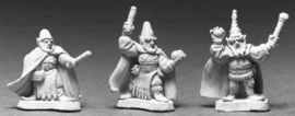 Ral Partha 3 gnome illusionist metaal (blister)