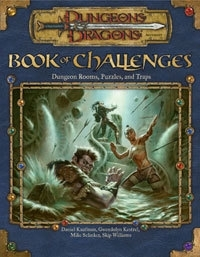 Book of Challenges