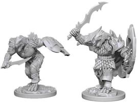 Male Dragonborn Fighter