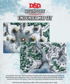 "D&D Icewind Dale: Map Set (2x 20""x30"")"