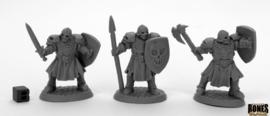 44034: Maggotcrown Men at Arms (3)