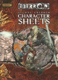 Deluxe Eberon Character Sheets