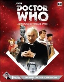 The first Doctor's Sourcebook