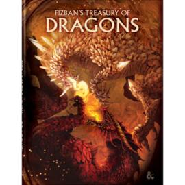 D&D Fizban's Treasury of Dragons Alt Cover Pre order