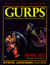GURPS basic set third edition