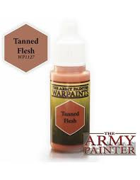 Tanned Flesh