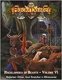 Hacklopedia of Beasts - Volume VI