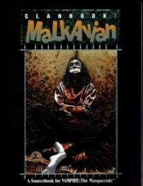 Clanbook Malkavian.