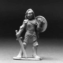 Ral Partha Female Giant metaal (blister)