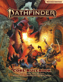Pathfinder second edition (met schade)