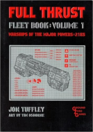 Full Thrust Fleet Book - Volume 1, Warships Of The Major Powers - 2183