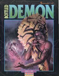Bottled demon