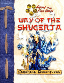 Legend of the five rings: Way of the shugenja