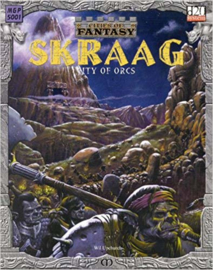 Cities of Fantasy: Skrag City of Orcs
