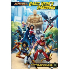 Mutants & Masterminds: Basic Hero Handbook