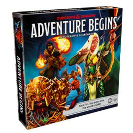 Adventure Begins board game
