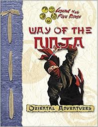 Legend of the five rings: Way of the ninja