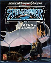 Spelljammer (the legend of Spelljammer)