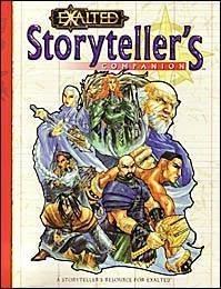 Storyteller's Companion