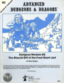 The Glacial Rift of The Frost Giant Jarl