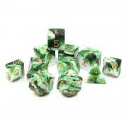 Emerald white 11 pcs set
