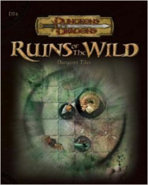Ruins of the Wild: Dungeon Tiles 4