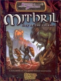 Mithril City of the Golem
