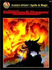 Player's Option: Spells & Magic