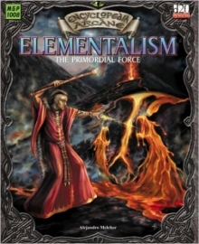 Elementalism The primordial force
