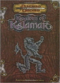 Kingdoms of Kalamar: Campaign Setting Sourcebook