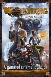 Wolsung steam pulp fantasy