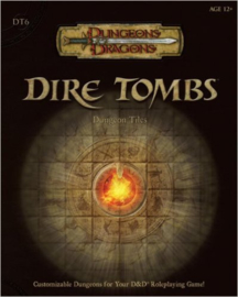 Dire Tombs: Dungeon Tiles DT6