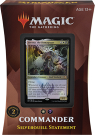 Commander deck: silverquill statement