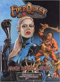 EverQuest role-playing game: Game master's