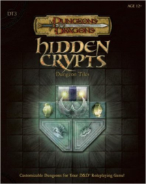 Hidden Crypts Dungeon Tiles, Set 3