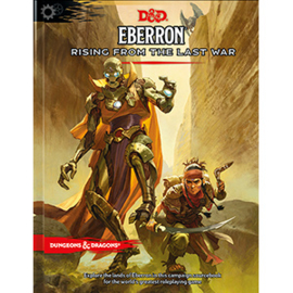 Eberon Rising from the last war