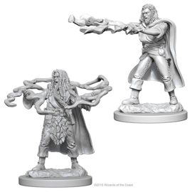 Male Human Sorcerer