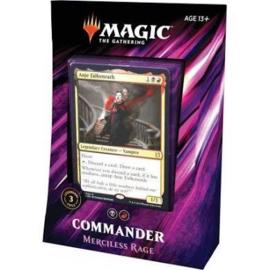commander2019 Merciles rage