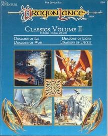 Dragon Lance: Classics Volume II