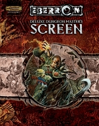 Deluxe Eberron Dungeon Master's Screen