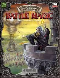 Encyclopedia arcane: Battle magic