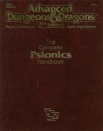 Complete psionics Handbook