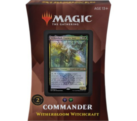 commander deck: Witherbloom Witchcraft