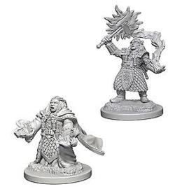 Female Dwarf Cleric