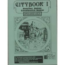 Citybook I  Butcher, Baker, Candlestick Maker